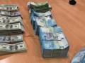 В Украину пытались ввезти рекордное количество валюты