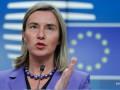 ЕС инвестировал в Украину больше других - Могерини