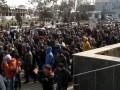 В Керчи толпа  разогнала и избила сторонников Евромайдана
