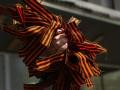 В Латвии хотят наказывать за ношение георгиевских ленточек