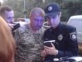 В Одессе задержали пьяных генерала и полковника