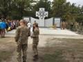 В Днепропетровской области осквернили памятник бойцам АТО