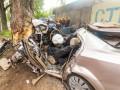 В Днепре Chevrolet врезался в дерево, есть жертвы