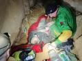 В одесских катакомбах произошел обвал: Стена придавила спелестолога
