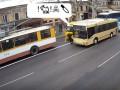 Водители маршруток в Одессе устроили дикую драку