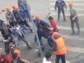 В Москве гастарбайтеры избили друг друга молотками