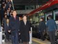 КНДР и Южная Корея провели церемонию соединения железных дорог