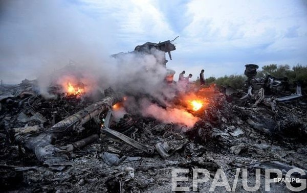 Нидерланды выступили против Украины из-за МН17