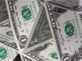 Курс продажи наличного доллара упал на 38 копеек