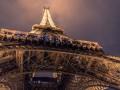Эйфелева башня в Париже сменит свой цвет