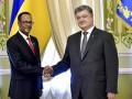 Порошенко принял послов Руанды, Сенегала, Эфиопии и Шри-Ланки