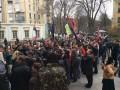 Съезд ВСУ в Кловском дворце перенесли