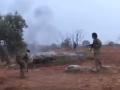 Это вам за пацанов: видео боя российского пилота с боевиками