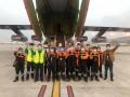 В Китае загрузили самолет ВСУ
