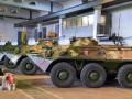 Николаев отправил в армию партию улучшенных БТР-80