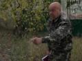 Москаль жительнице Луганщины: