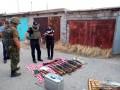 В Мариуполе сепаратисты устроили тайник в угнанном авто