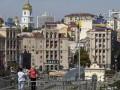 Эксперты: Проведение Евро-2012 повысило посещаемость торговых центров Киева