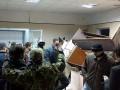Трем участникам погрома в Святошинском суде назначен домашний арест