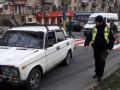 В центре Запорожья ВАЗ сбил двух детей