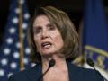 В США лидер демократов произнесла 8-часовую речь