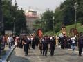 Крестный ход УПЦ МП переместился в Киево-Печерскую лавру