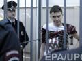 Швеция призывает Россию освободить Савченко, Сенцова и Кольченко