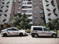 В Киеве на Позняках парень выбросился с балкона