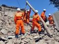 Землетрясение в Китае: возросло число пострадавших