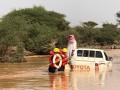 В Саудовской Аравии из-за наводнения погибли 12 человек
