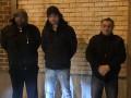 В Киеве задержали иностранцев с автоматом Калашникова и патронами