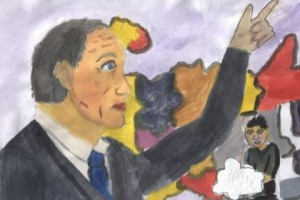 В РФ для детей устроили конкурс на лучший портрет Путина