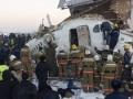 Падение самолета в Казахстане: выросло число жертв