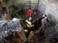 Археолог: раскопки на Почтовой площади засыпали от бедности