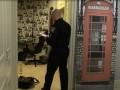 В Киеве из особняка украли сейф с крупной суммой денег, пока хозяева отдыхали на веранде