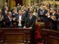 Глава Каталонии подписал декларацию о независимости