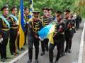 В Украине появится официальная церемония чествования павших героев