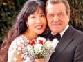 74-летний бывший канцлер Германии Шредер женился на кореянке
