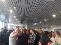 СМИ: В киевском аэропорту застряли 200 пассажиров