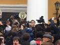 Саакашвили вытащили из автомобиля СБУ
