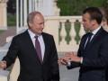 Макрон проведет еще одну встречу с Путиным по поводу Украины