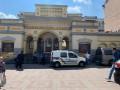 В Центральной синагоге ищут бомбу