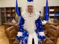 Министр в костюме Деда Мороза заявил, что рейдерства больше нет
