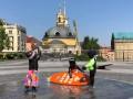 В Киеве ускоряется заболеваемость коронавирусом