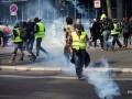 Протесты в Париже: количество задержанных превысило 100 человек