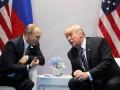 Трамп рассказал о содержании неформального разговора с Путиным