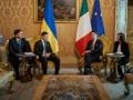 У Зеленского рассказали о первой встрече в Италии