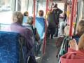 В Запорожье пассажиру троллейбуса из-за маски вызвали полицию