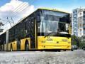 В Киеве на выходных поменяют маршруты автобусов и троллейбусов