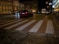 В центре Киева такси сбило пешехода